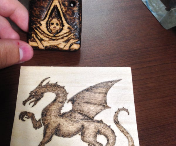 The Absolute Beginner's Guide to Woodburning