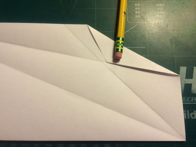 Length, Corner and Airfoil Folding