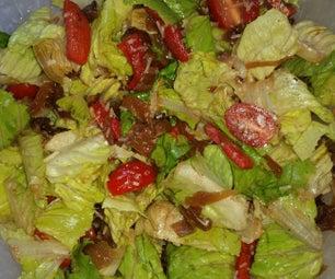 Caesar Salad on Steroids