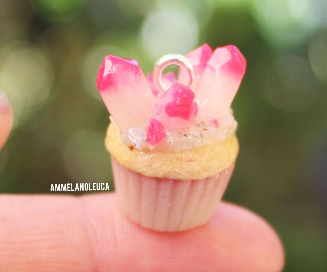 Gemstone Cupcake Jewelry