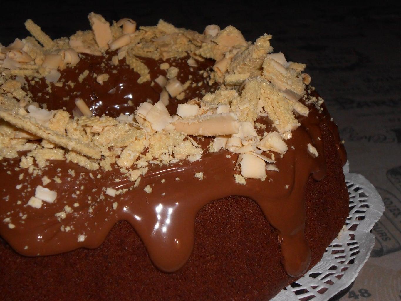Easy Nutella Chocolate Cake