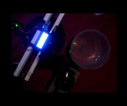 Arduino - LCD 20x4 Water LEVEL MONITOR HC SR04