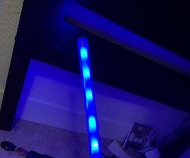 Simple Led Lightsaber