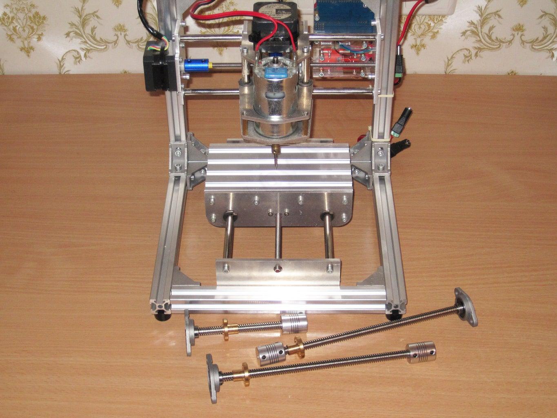 Improvement of the Machine
