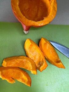 Making the Spread 1. - Pumpkin