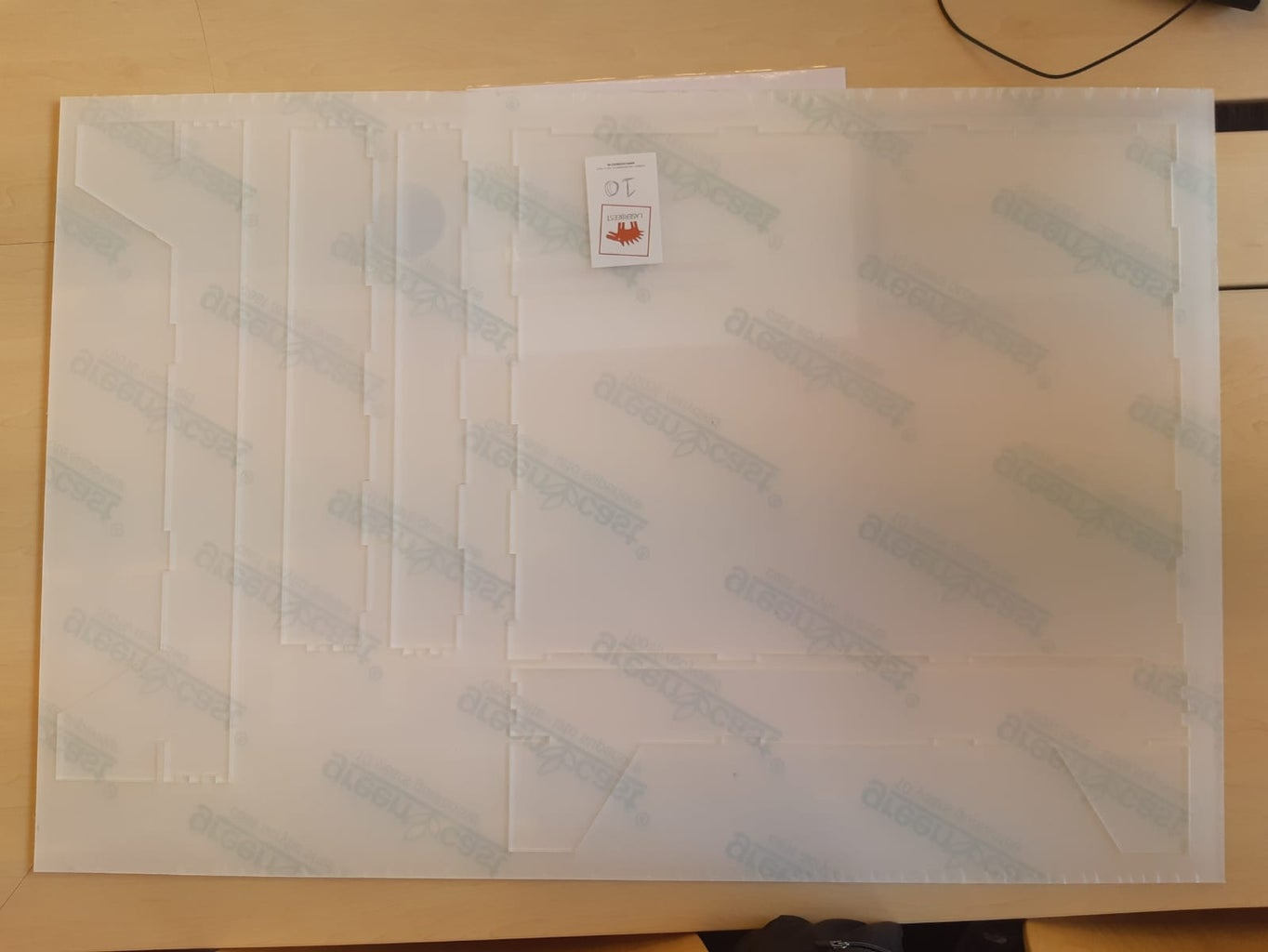 Acrylaat Bestellen Bij Laserbeest