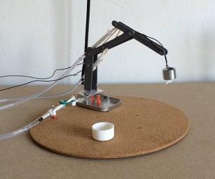 Make a Hydraulic Arm!