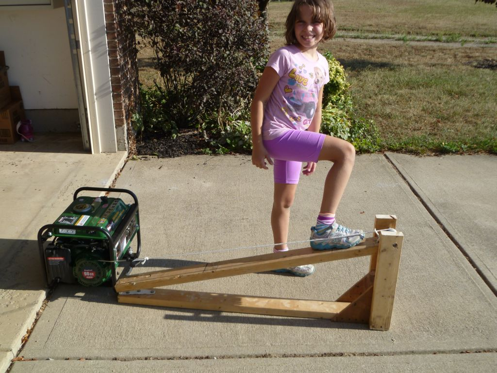 Step-n-Start - A Motor Pull-Starting Assist for Those that Need a Little Help