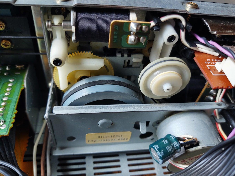 Transport Parts - Belts, Sensors, Motors and Other Bits