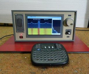 DIY  SDR DSP Radio With Raspberry Pi and RTLSDR Dongle