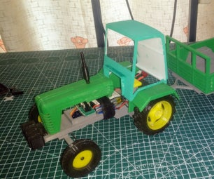 RC Tractor