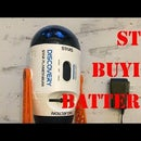 Easy Battery Hack Using a DC Power Supply