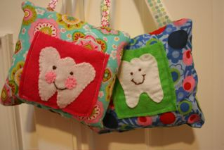 How To Make A Tooth Fairy Pillow