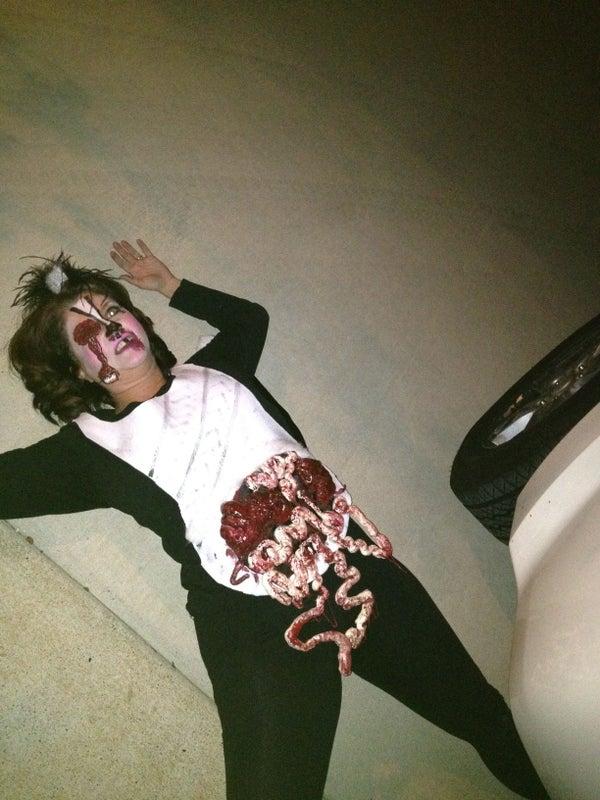 Halloween Roadkill