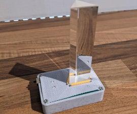 Wireless Prism Desk Lamp