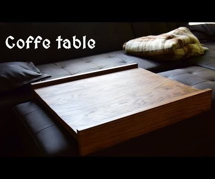 Coffee Tray (table) for Couch