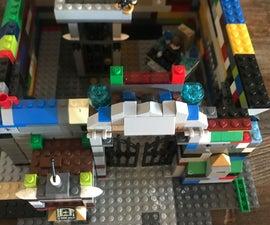 1-Person LEGO Prison City