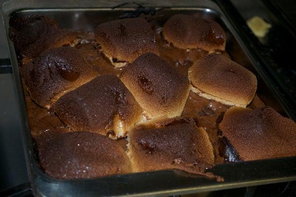 S'more Brownies!