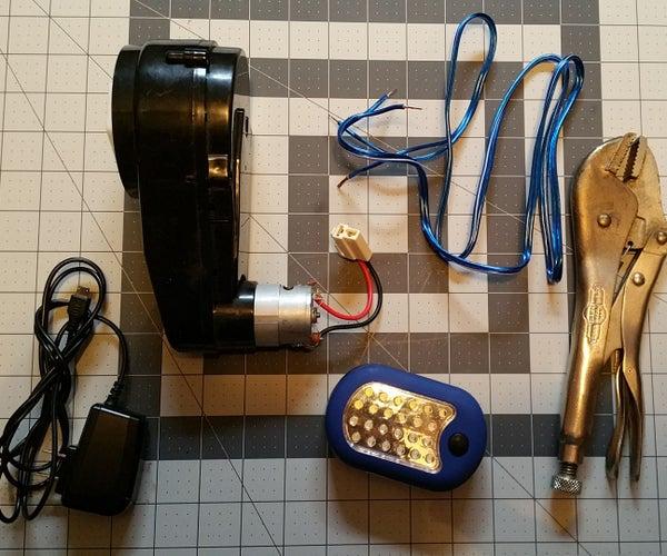 Easy Crank Generator