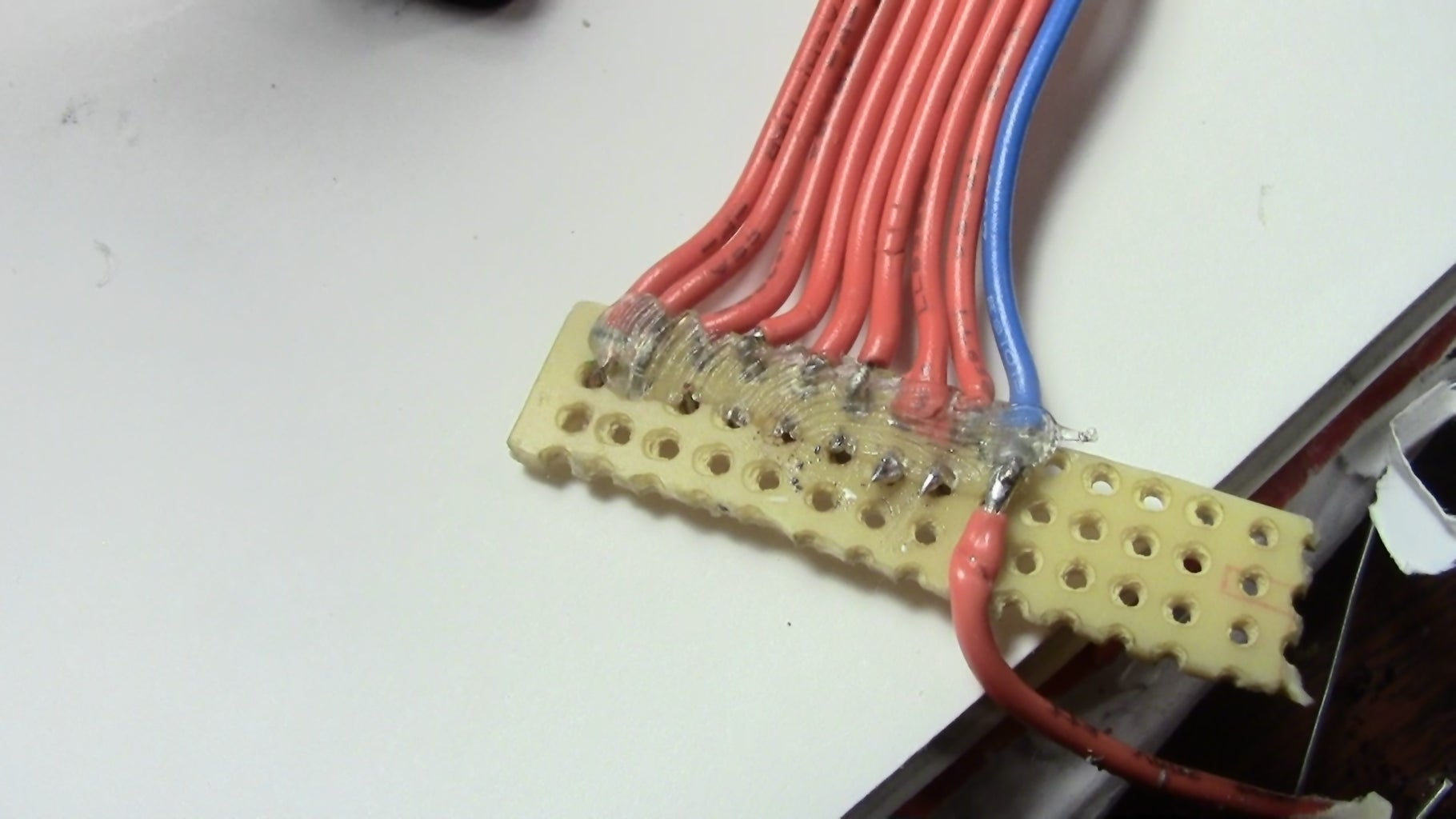 Converting to Solid Core Wire