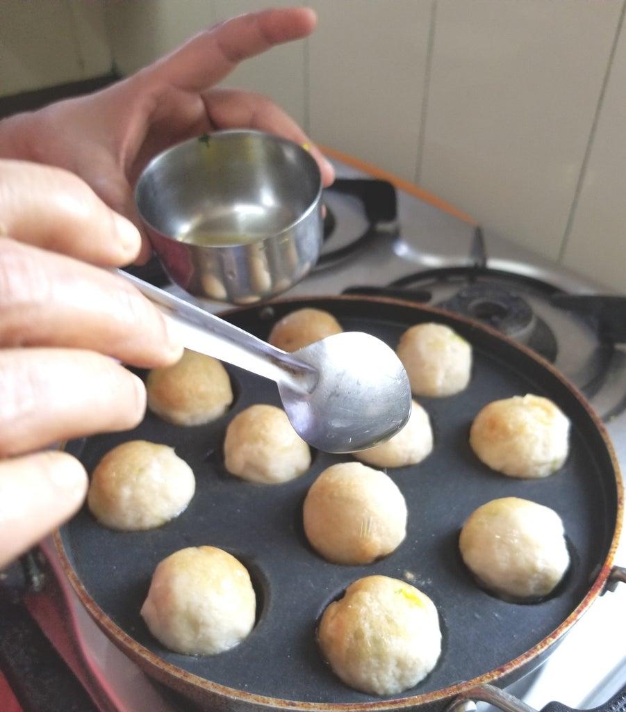 Drop Frying