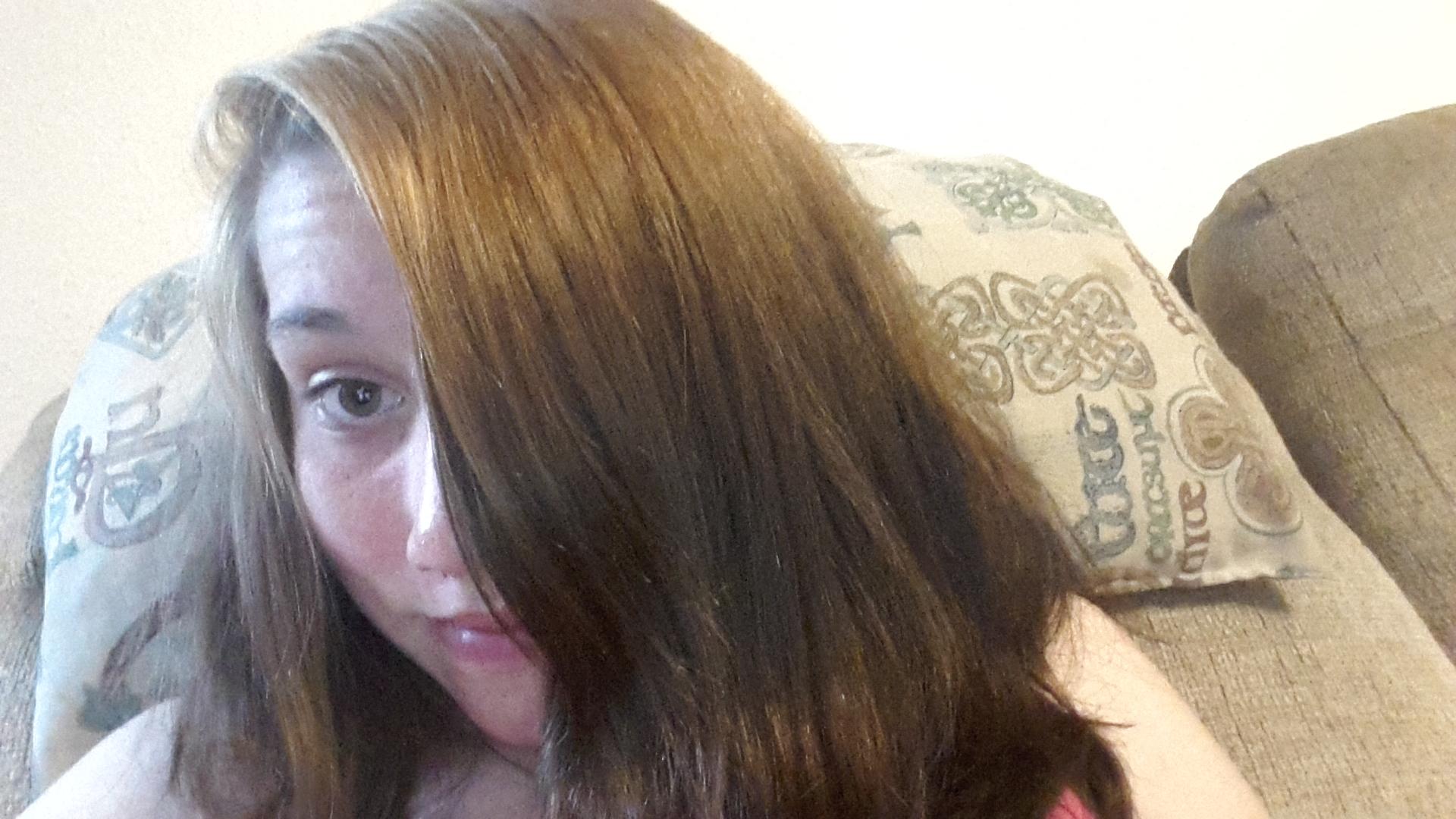 natural hair lightener