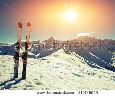 Saving Money by Mounting Your Own Skis