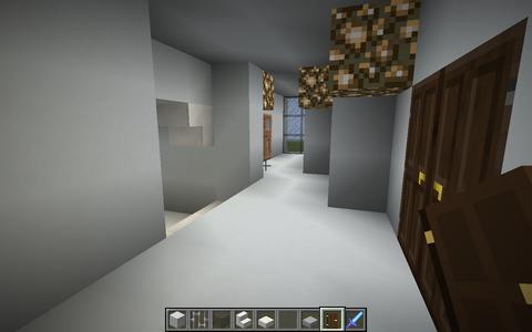 The Hallway Above