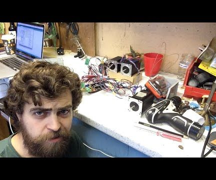 Set up RAMPS (Arduino) electronics for a CNC Router