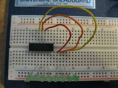 Wiring Up the Chip Part 2: Data Pins 5-8