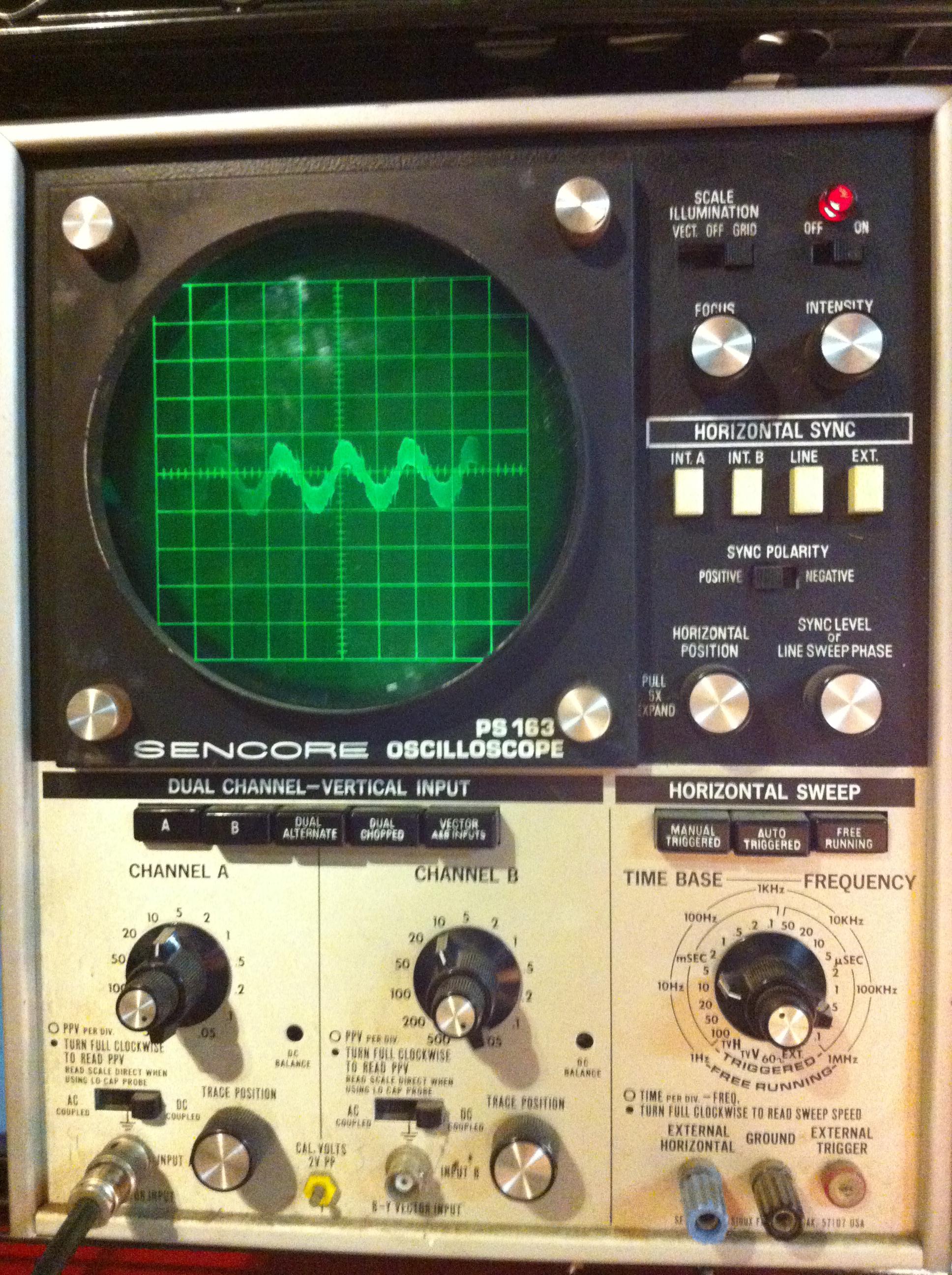 DIY Oscilloscope Leads - I made it at TechShop