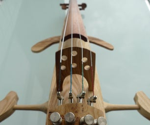 Hollow Bodied Practice Electric Cello