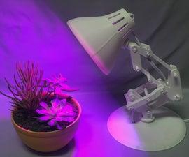 Pixar Plant Lamp