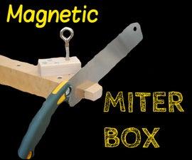 DIY Woodworking Miter-Box