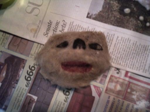 Hair-Machie Mask