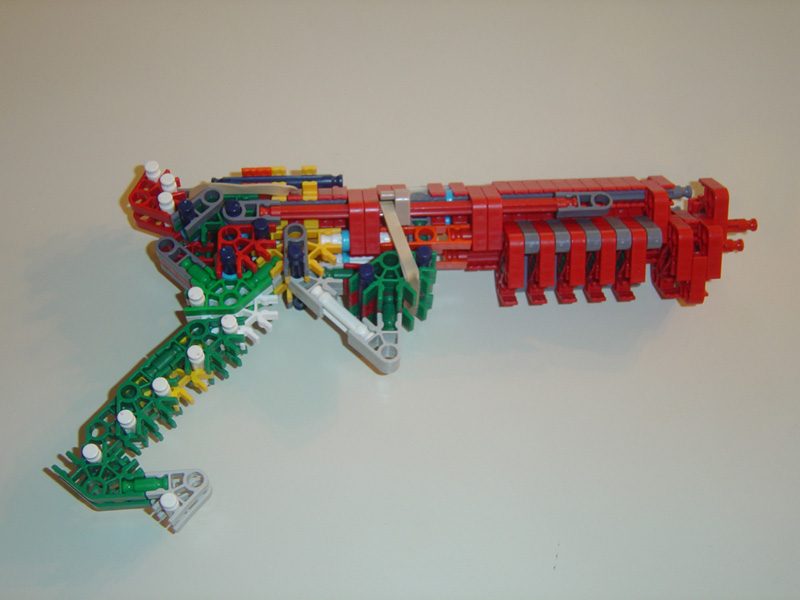 Knex Pistol: Winona v1.0