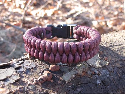 How To Make A Fishtail Survival Bracelet