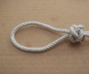 Herringbone Lanyard Knot
