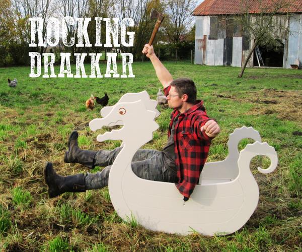 Rocking Drakkar