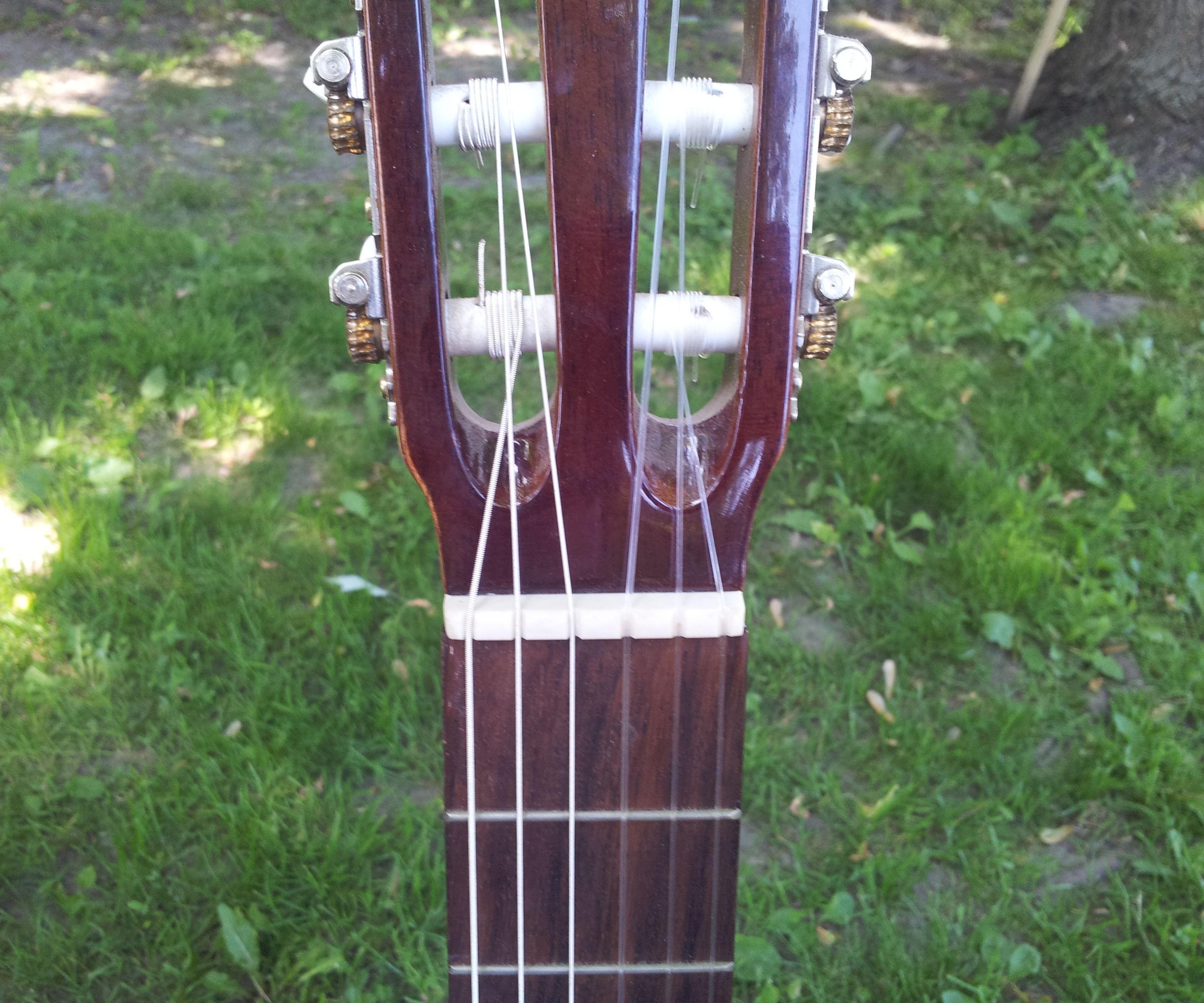 Shaped Cattle Bone Saddle acoustic guitars