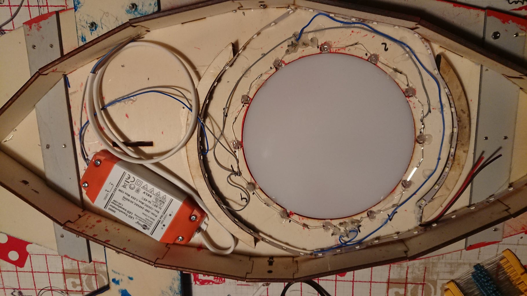 Leds and Wiring