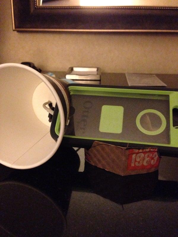 Hotel Speaker