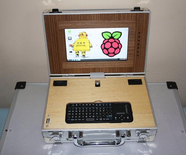 LapPi - a Raspberry Pi Netbook