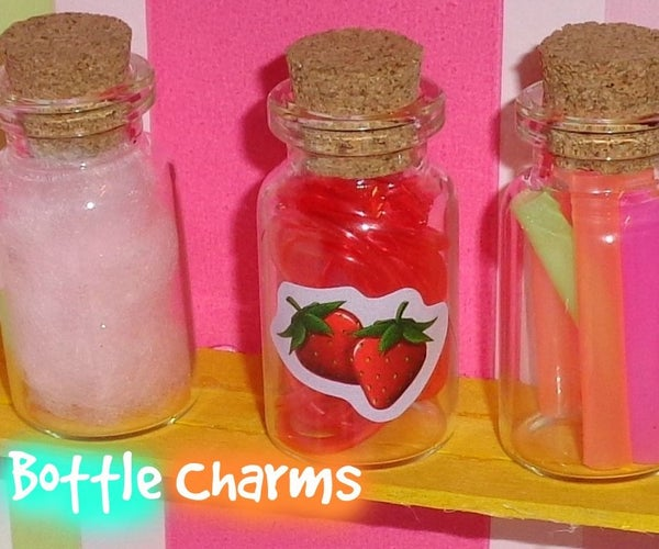 Candy Bottle Charms