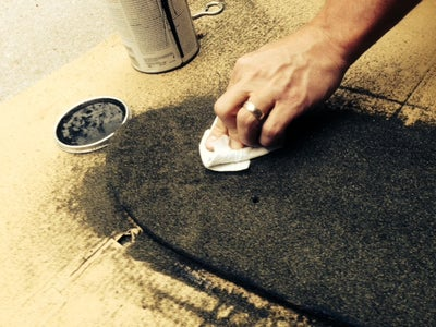 Redoing the Grip on Your Skateboard