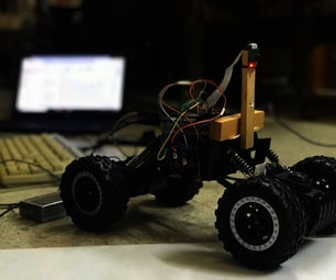 Autonomous Lane-Keeping Car Using Raspberry Pi and OpenCV