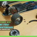 How I Built My First Electric Skateboard