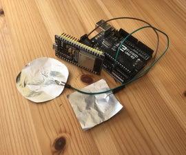 Arduino/ESP32 Capacitive Touch Sensor