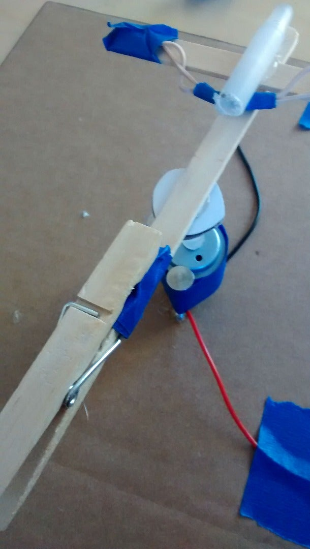 Mounting the Crossbow