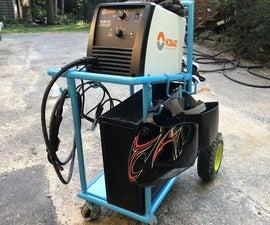Ultra Robust Welding Cart